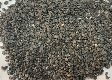 High Temperature Resistance Brown Fused Aluminum Oxide Grit 3-5MM For Continous Casting Refractory